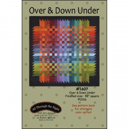 Pattern - Over & Down Under