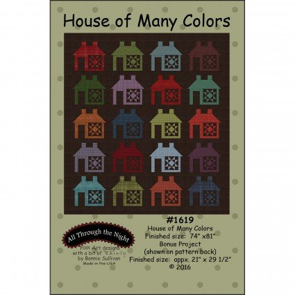House of Many Colors