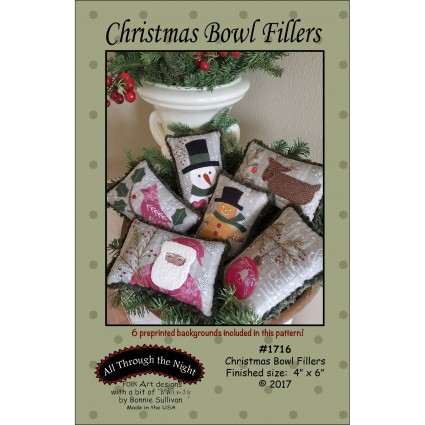 Christmas Bowl Fillers