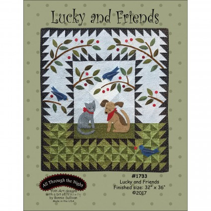 Lucky And Friends