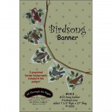 Bird Song Banner