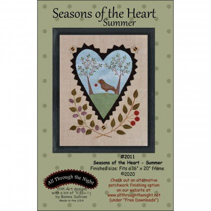 Seasons of the Heart Summer