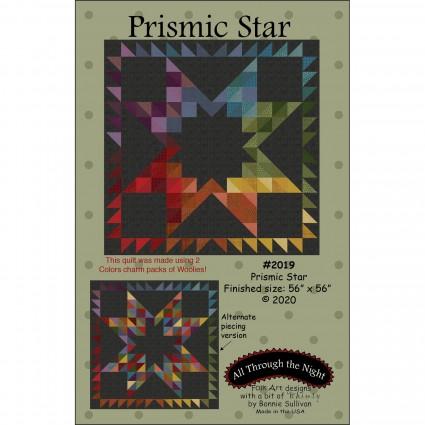 Prismic Star from Bonnie Sullivan for Maywood Studio