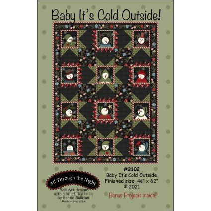 Baby It's Cold Outside - Kit