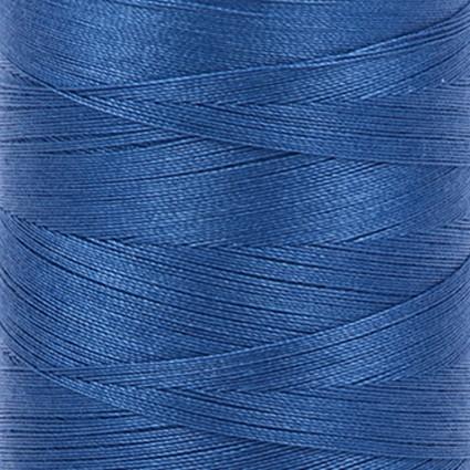 Aurifil Cotton Mako 12 wt Thread 356 yards - Delft Blue #2730