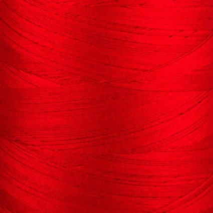Aurifil Red - 40wt - 3280 yds