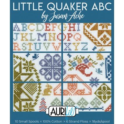 Aurifloss Little Quaker ABC
