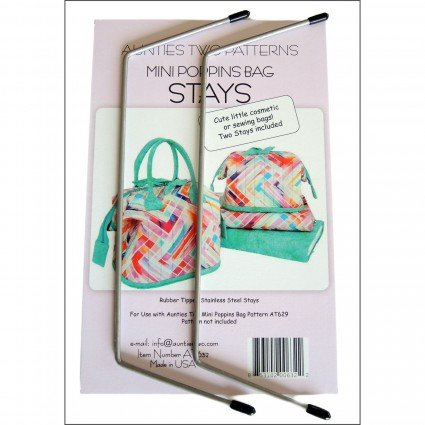 Bag Stays For Mini Poppins Bags