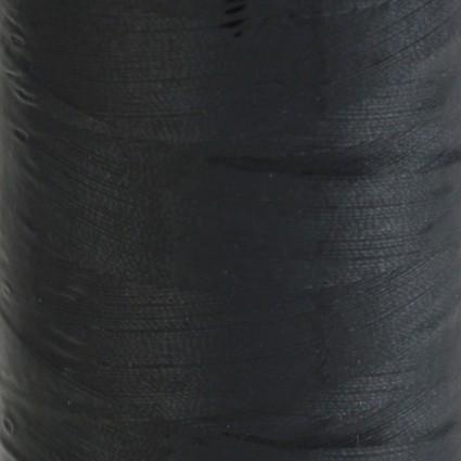 Mako Cotton Thread Solid 50wt 1422yds Black Aurifil