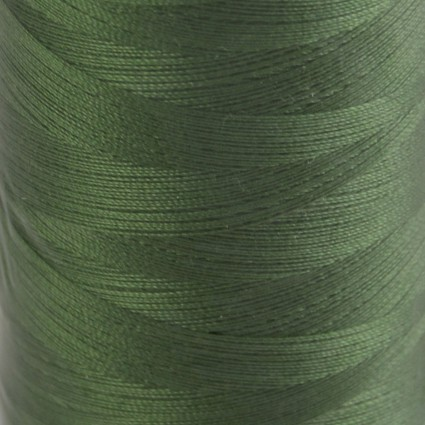 Aurifil Cotton Makó: 50 wt - 1422 yds - Very Dark Green
