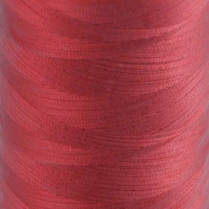Aurifil Makó Cottom Embroidery Thread 50 wt 1422 yds 5002 Medium Red