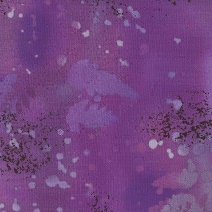 Fossil Fern 108 Wide Purple