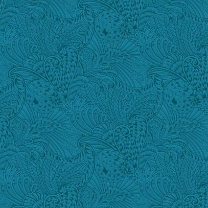 Peacock Flourish -  BEN10232-85