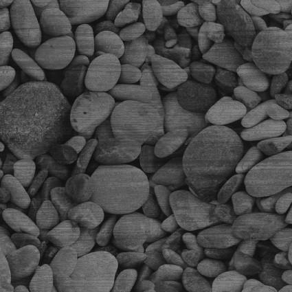 Pebbles Dark Grey (The Land I Love)