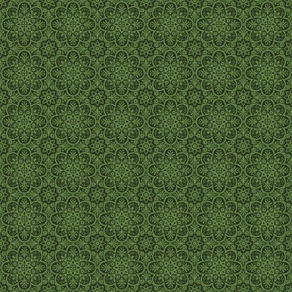 Heartland Medallion Green (The Land I Love)