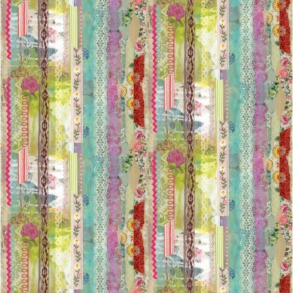 Soul Shine & Daydreams Stripe Multi 10345 99