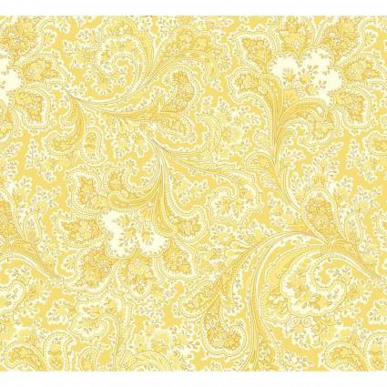 108 Rosemont Quilt Backs, BEN2283W-30, Yellow