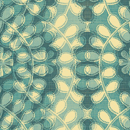 Martha's Vineyard Quilt Backs - 108 - Turquoise Tie Dyed