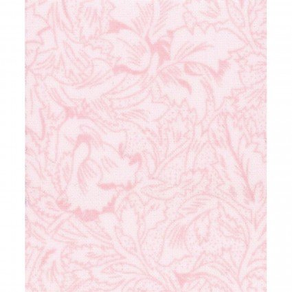 108 Antique Floral Quilt Backs, CLTY1293-28, Lt. Pink
