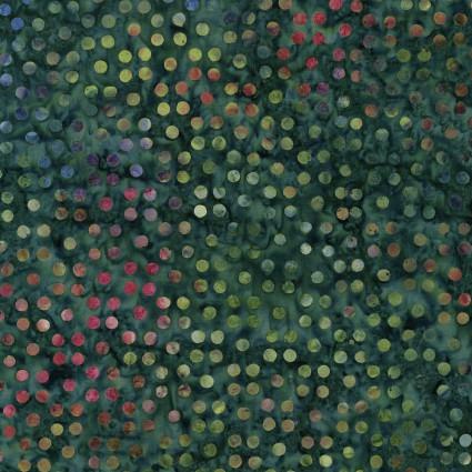 Dots Great Batiks Forest