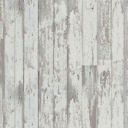 Born to Run Wood Plank Light Grey 08
