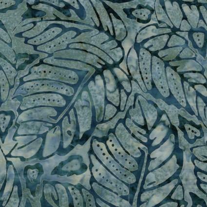 Lake Front Bali - Forest Leaf Blue Stone