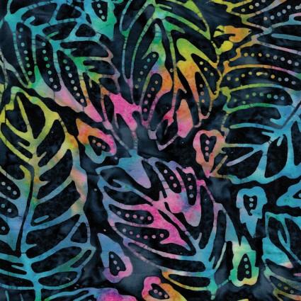 Fiesta Bali - Black Leaves