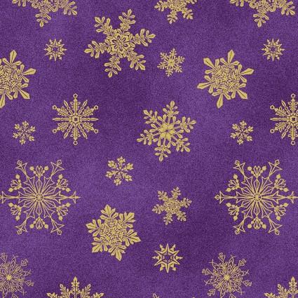 Cat-I-Tude Christmas Purple Flake