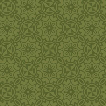 Home Grown - Medallion Green