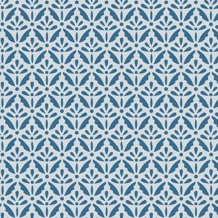 Home Grown - Floret Blue