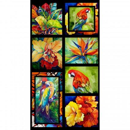 Rainforest Panel 24 Multi