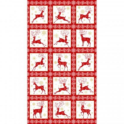 Deer Festival/Panel Red