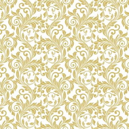 Deer Festival - Festival scroll white/gold