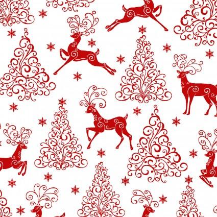 Deer Festival/Deer Trees and Stars