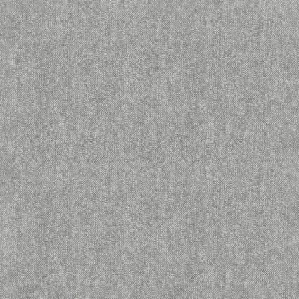 Winter Wool Cotton Prints -- 19618-15 Heather Grey