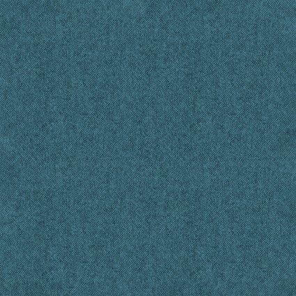 Winter Wool tweed Teal