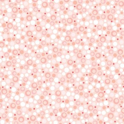 Celestial Lights Dots Coral 9635P-02