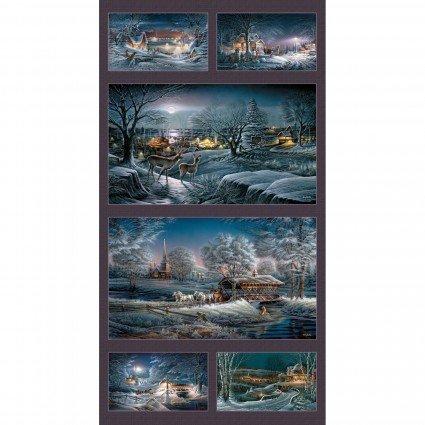Evening Frost panel BEN9650-99