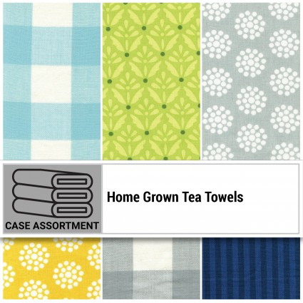 Home Grown Tea Towels