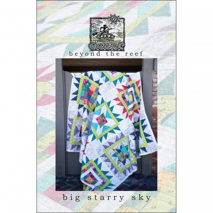 Big Starry Sky Pattern by Beyond the Reef