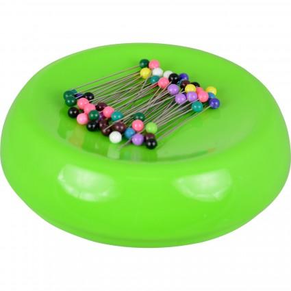 Grabbit Magnetic Pin Cushion GB-LIME