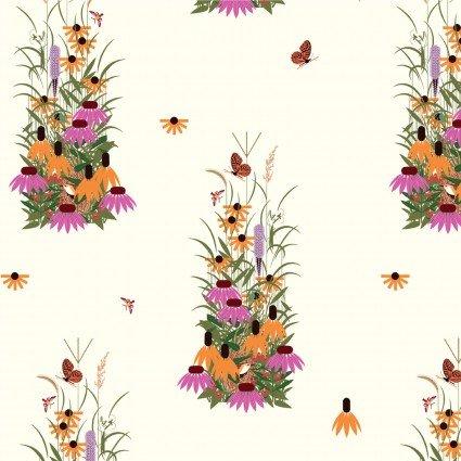 Charley Harper Summer Wildflower