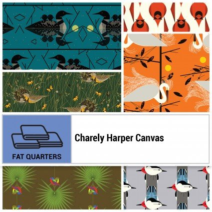 Charley Harper Canvas