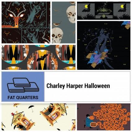 Charley Harper Halloween