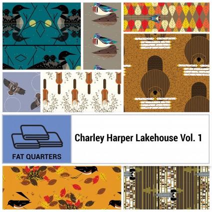 Charley Harper Lakehouse Vol 1