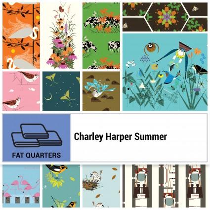 Charley Harper Summer