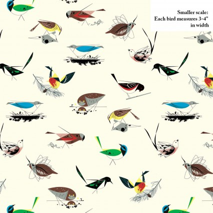 Western Birds, Charley Harper