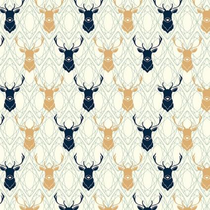Mod Nouveau Elk Diamond