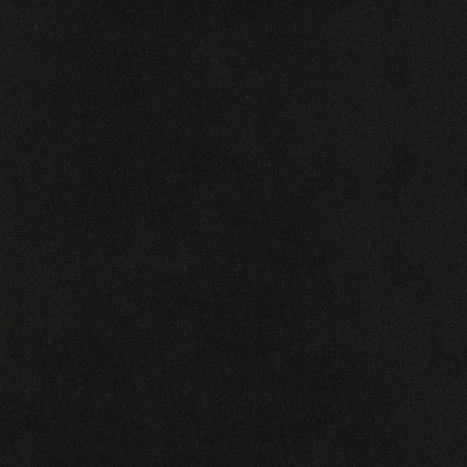 Ribbed Knit Black