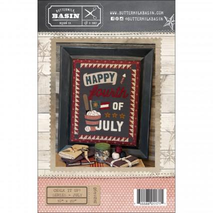 BMB1498 Chalk It Up Series - July